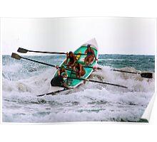 Lorne SLSC surf carnival Feb 2009 (14) Poster