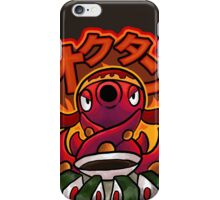 OCTILLERY'S SUSHI HOUSE iPhone Case/Skin