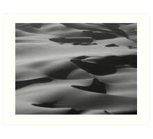 Dune Sea - Namibia Art Print