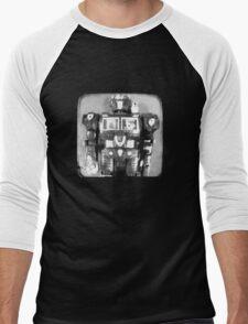 Do the Robot - TTV Men's Baseball ¾ T-Shirt