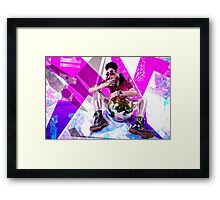 Austin Warren - We Are The Party Framed Print