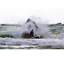 Lorne SLSC surf carnival Feb 2009 (16) Photographic Print