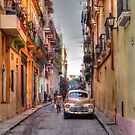 Welcome now to Cuba.... by Gordon Pressley