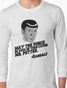 Nerd Me Long Sleeve T-Shirt