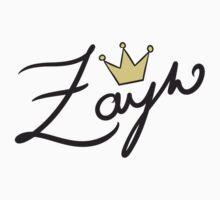 KING ZAYN by hslim
