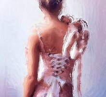 Study on a Ballerina #1 by will-barger