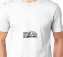 On The Cat Unisex T-Shirt