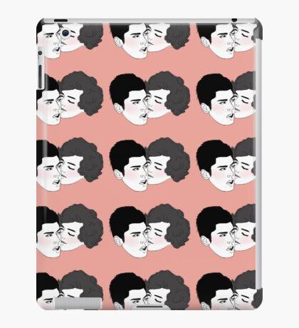 Kiss Kiss Fall In Love iPad Case/Skin