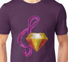 Paint Splatter - Adagio Dazzle Unisex T-Shirt