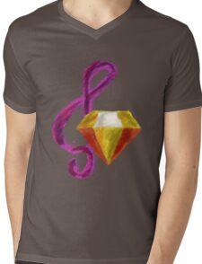 Paint Splatter - Adagio Dazzle Mens V-Neck T-Shirt