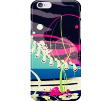 Cool Break Dancer Leaping iPhone Case/Skin