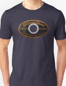 Slingerland Drum Badge T-Shirt