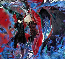 Persona 5 by chaiimu