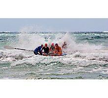 Lorne SLSC surf carnival Feb 2009 (21) Photographic Print
