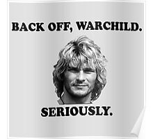 WARCHILD Poster