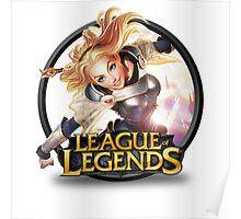 Lux - League of Legends Poster