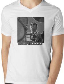 Morello Mens V-Neck T-Shirt