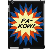 Pa-Kow Comic Exclamation Shirt iPad Case/Skin