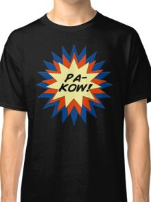Pa-Kow Comic Exclamation Shirt Classic T-Shirt