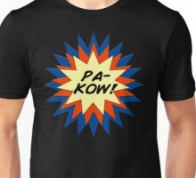 Pa-Kow Comic Exclamation Shirt Unisex T-Shirt
