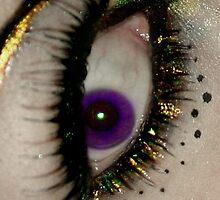 Golden...eye by Marie Arneklev