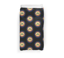 Pa-Kow Comic Exclamation Shirt Duvet Cover