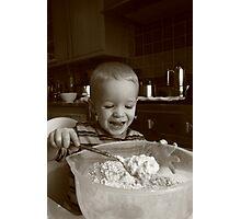 Yummy! Photographic Print