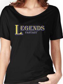 Legends Classic Women's Relaxed Fit T-Shirt