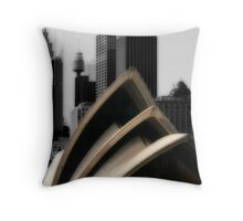 Opera Throw Pillow
