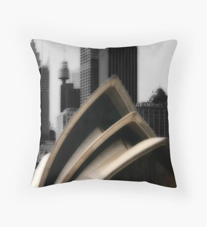 Opera Throw Pillow