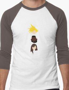 BFF (Best Final Fantasy) Men's Baseball ¾ T-Shirt