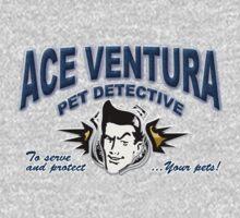Ace Ventura Pet Detective Kids Tee