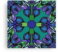 floral design Canvas Print