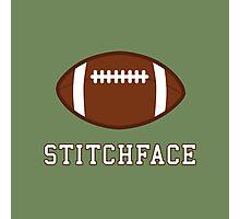 Stitchface Photographic Print