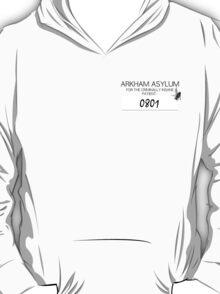 Joker's Arkham Asylum Shirt T-Shirt