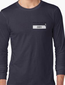 Joker's Arkham Asylum Shirt Long Sleeve T-Shirt