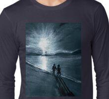 Moonlight Stroll Tee Long Sleeve T-Shirt