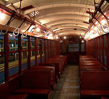 Trolley Cathedral by RC deWinter