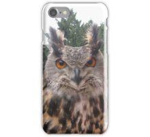 WISE OWL iPhone Case/Skin