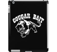 Cougar Bait iPad Case/Skin