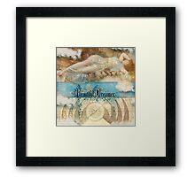 Beautiful Dreamer Framed Print