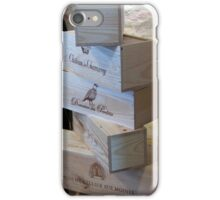 Stacked After Wine Tasting iPhone Case/Skin