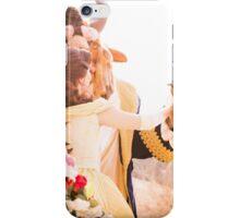 Belle & Beast Fell In Love iPhone Case/Skin