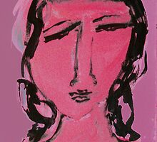 Lady In Pink by Laurie Vaughn