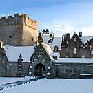 Drum Castle by Terry Mooney