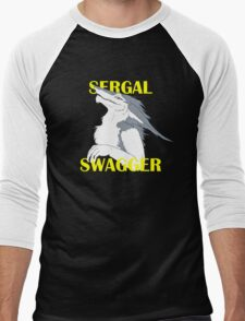 Sergal Swagger Men's Baseball ¾ T-Shirt