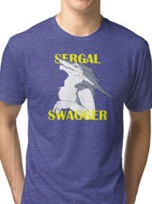 Sergal Swagger Tri-blend T-Shirt