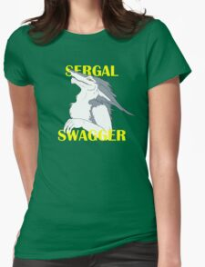 Sergal Swagger Womens Fitted T-Shirt
