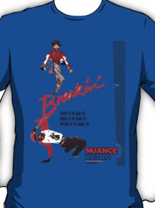 Breakin' Retro Tee by Nuance T-Shirt