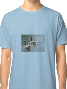 OFF ON AN ADVENTURE Classic T-Shirt